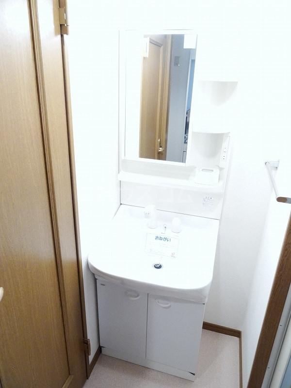 スヴニ-ルⅡ 07030号室の洗面所