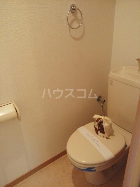 クレセント きららⅡ 03050号室のトイレ