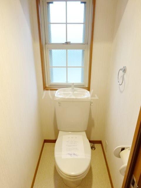 フローラリアⅡ 03010号室のトイレ