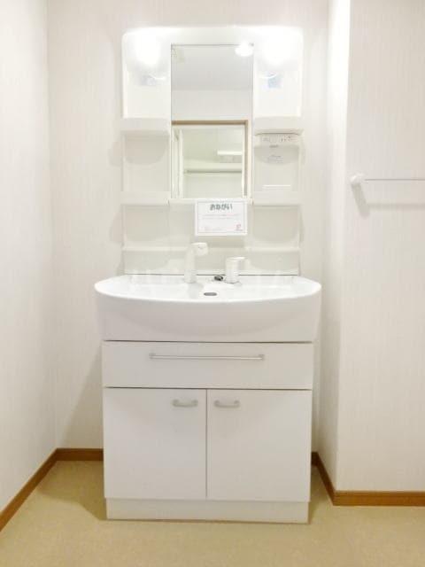 フローラリアⅡ 03010号室の洗面所