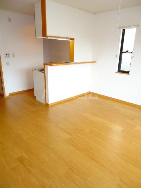 サンラフレシ-ル 02010号室のベッドルーム