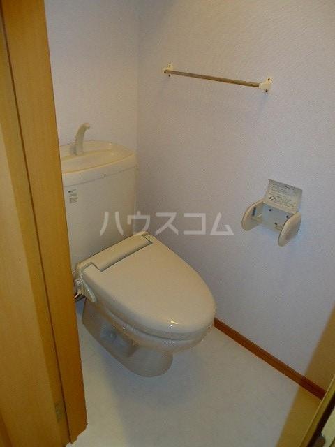 サンラフレシ-ル 02010号室のトイレ