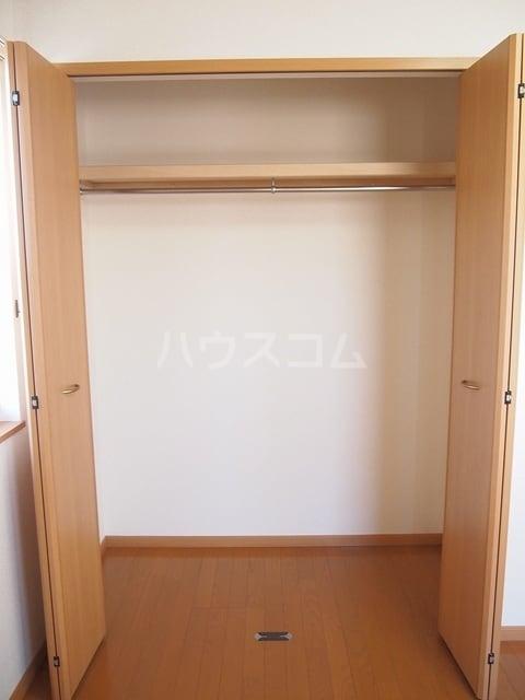 サンラフレシ-ル 02010号室の収納