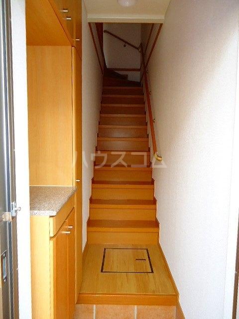 サンラフレシ-ル 02010号室の玄関