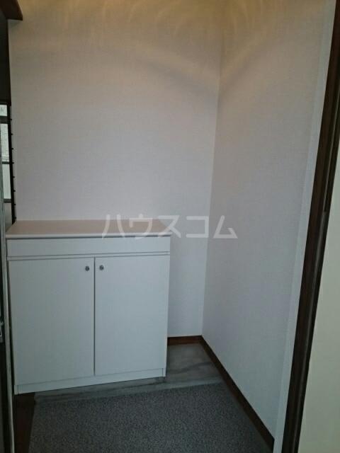 ハイツ吉津 02030号室の収納