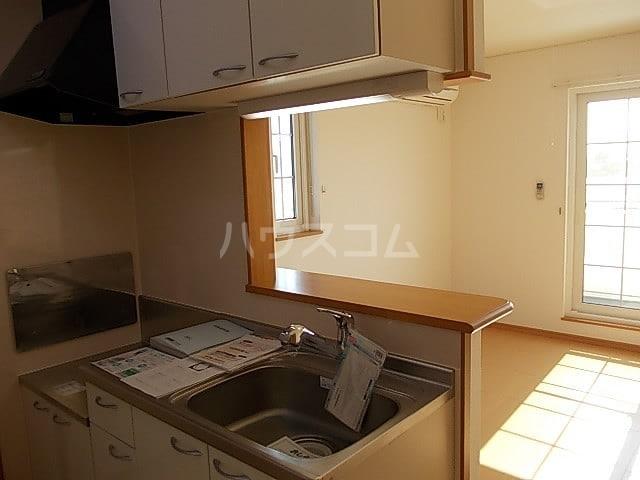 カーサ・プラシード 02010号室のキッチン