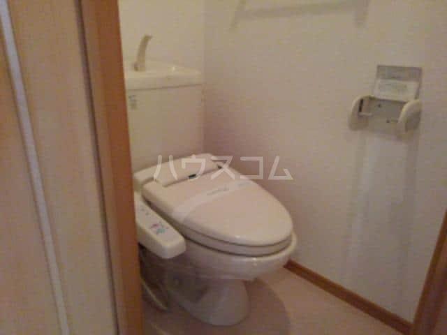 カーサ・プラシード 02010号室のトイレ