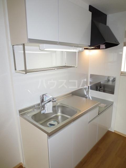 レジデンス吉津 02010号室のキッチン