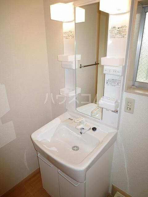 レジデンス吉津 02010号室の洗面所