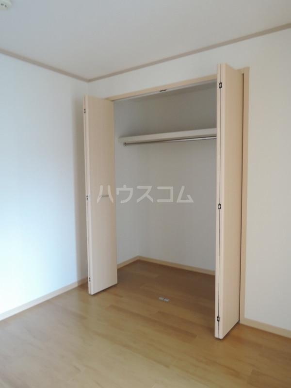 レジデンス吉津 02010号室の収納