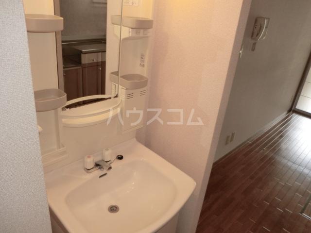 フローラふじみ野 A103号室の洗面所