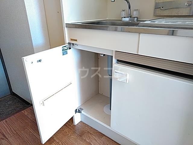 ダイアパレスアクティブシティ本厚木 307号室のキッチン