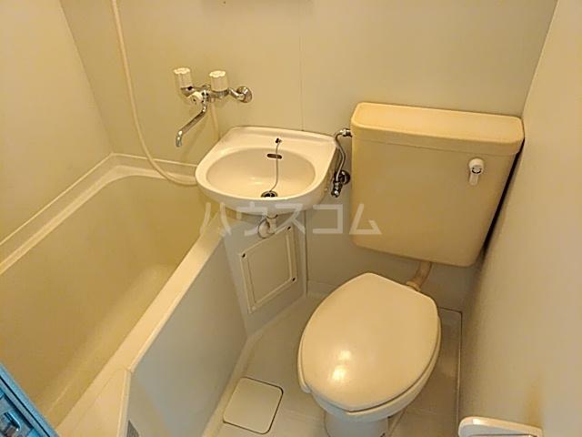 ダイアパレスアクティブシティ本厚木 307号室のトイレ
