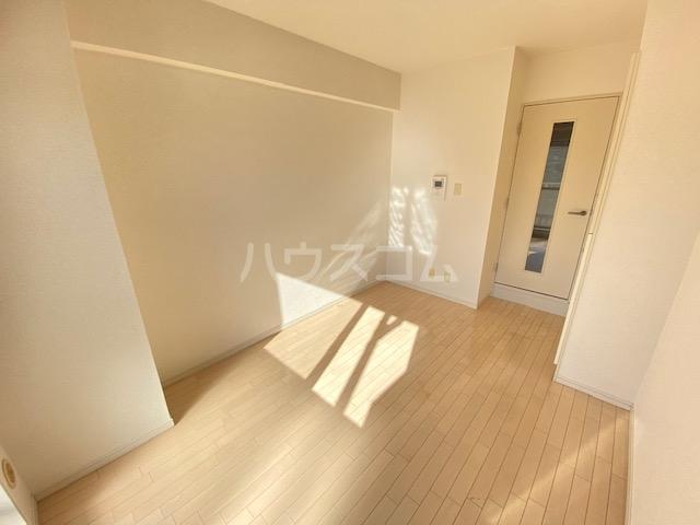 ダイアパレスアクティブシティ本厚木 407号室のベッドルーム