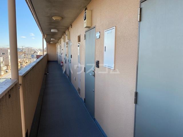 ダイアパレスアクティブシティ本厚木 407号室のその他共有
