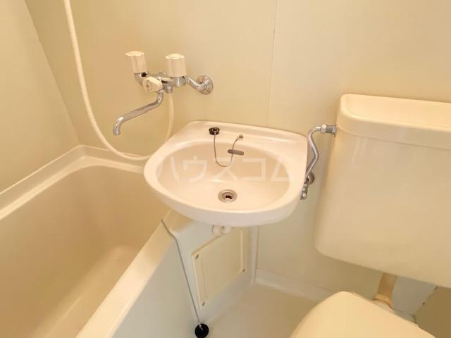 ダイアパレスアクティブシティ本厚木 407号室の洗面所