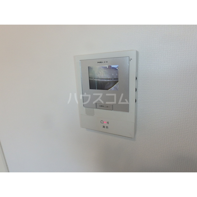 フリーダムA棟 205号室のセキュリティ