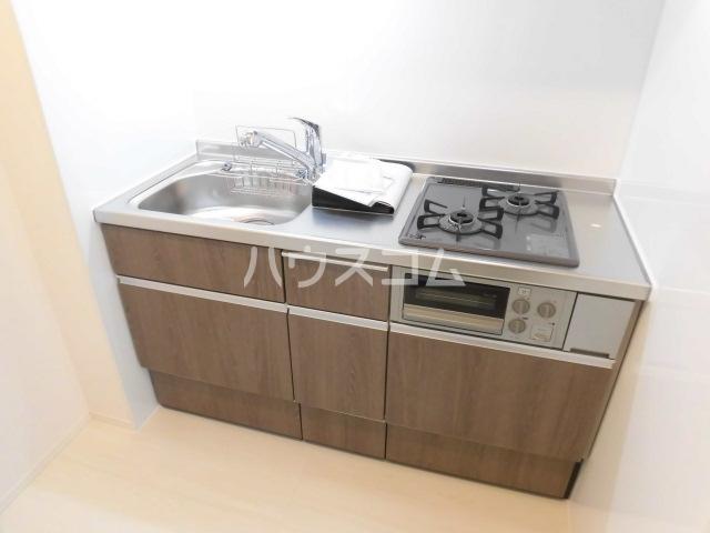 マーベラス 201号室のキッチン