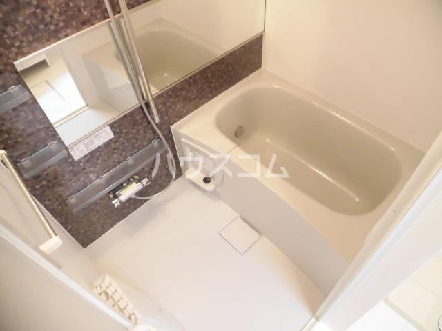 マーベラス 201号室の風呂