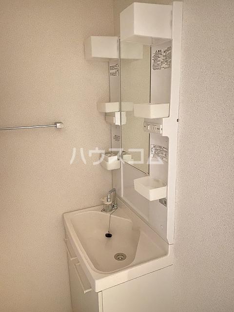 シャンボール互恵ビル 806号室の洗面所