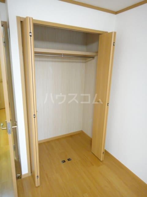 ラゼル山王Ⅱ 02030号室の収納