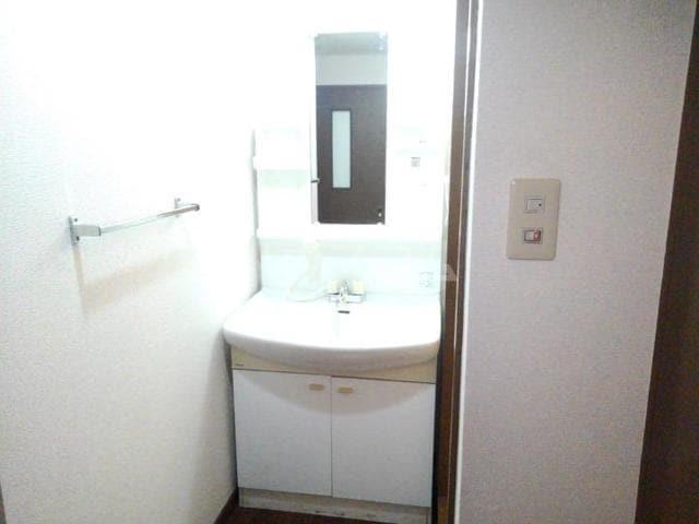 レジデンス明星 03010号室の洗面所