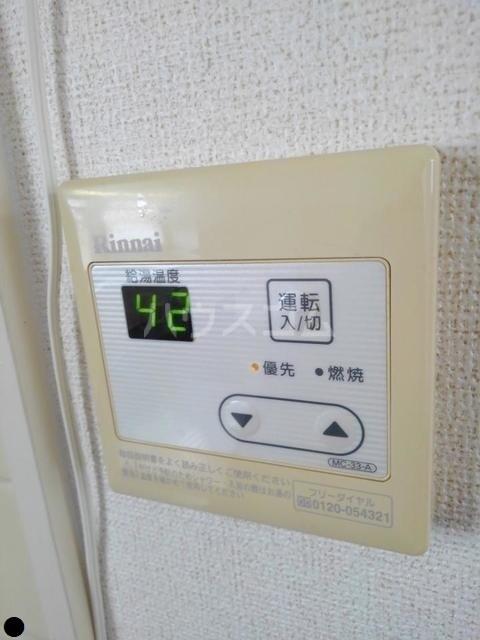 ニューシティ平田B 01010号室の設備