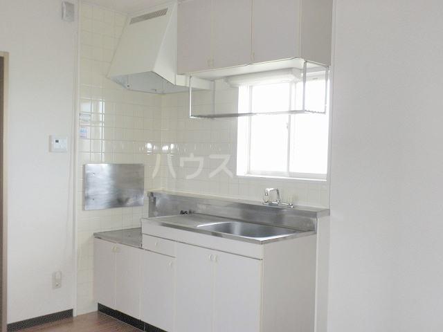 ニューシティ平田B 01010号室のキッチン