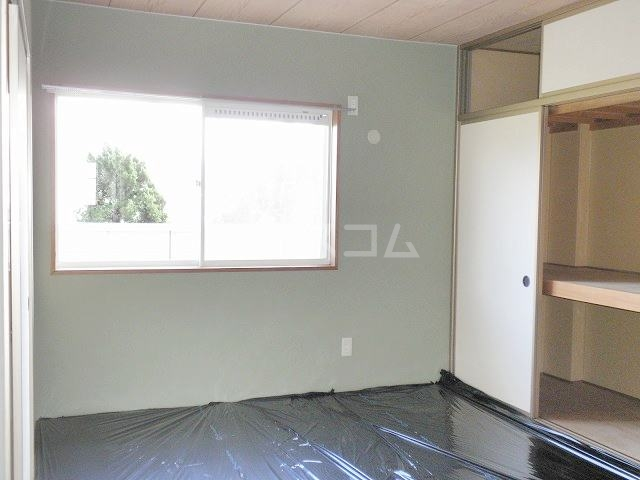 ニューシティ平田B 01010号室の居室