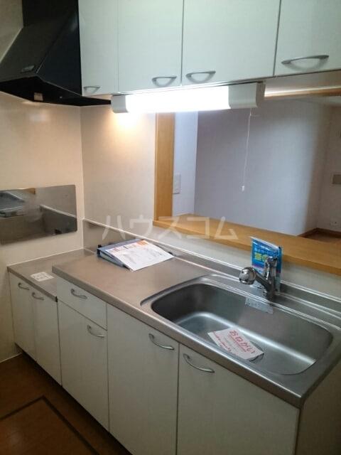 ふれんず西村 01020号室のキッチン
