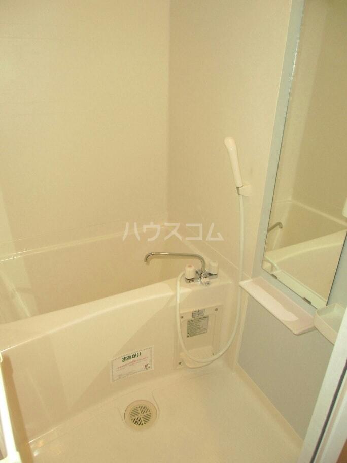 ラフレシール城南 02090号室の風呂