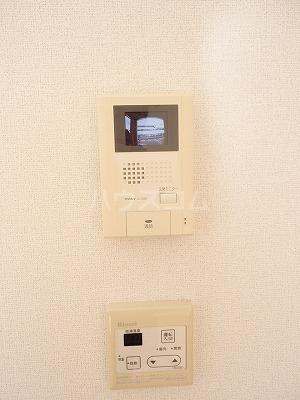 ボンヌシャンス c 02040号室のセキュリティ