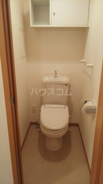 ボンヌシャンス c 02040号室のトイレ