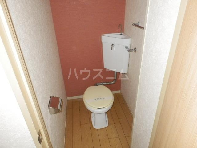 ローゼンハイム松枝 105号室のトイレ