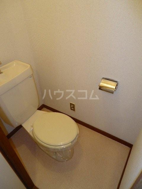 高畑ニューハイツ 03010号室のトイレ