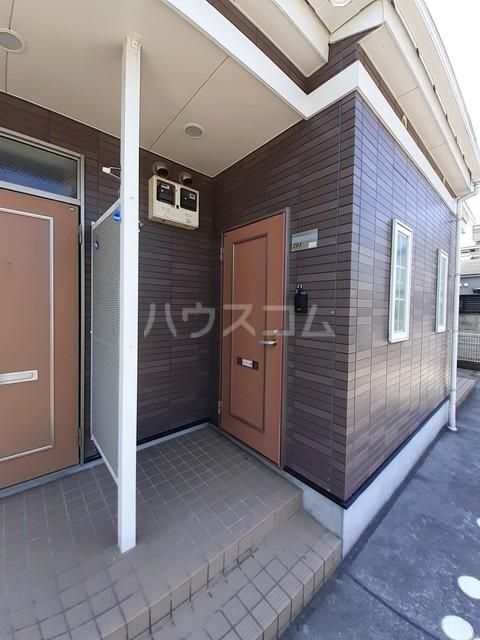 オーブリー 太田南 02010号室のセキュリティ