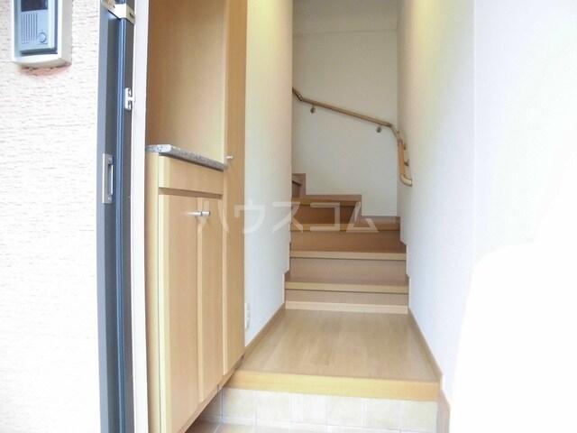 ミルトB (mild) 02010号室の玄関