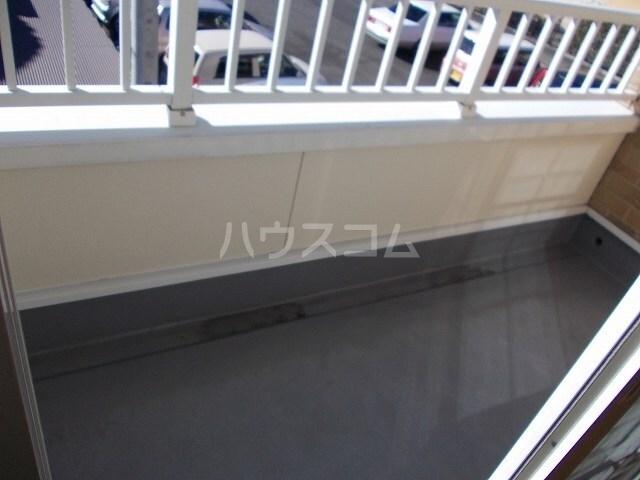 ミルトB (mild) 02010号室のバルコニー