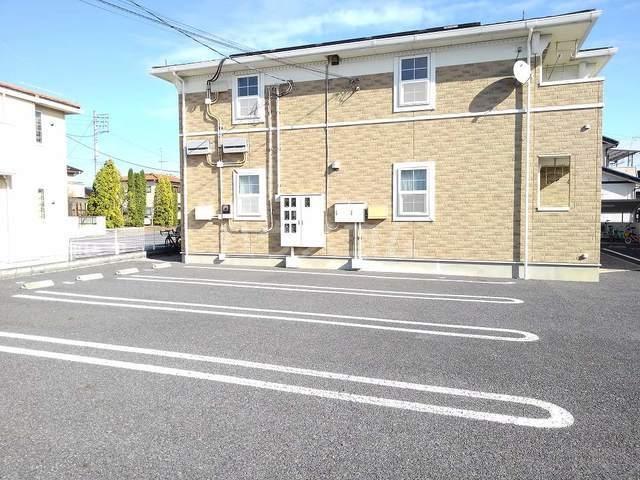 ミルトB (mild) 02010号室の駐車場