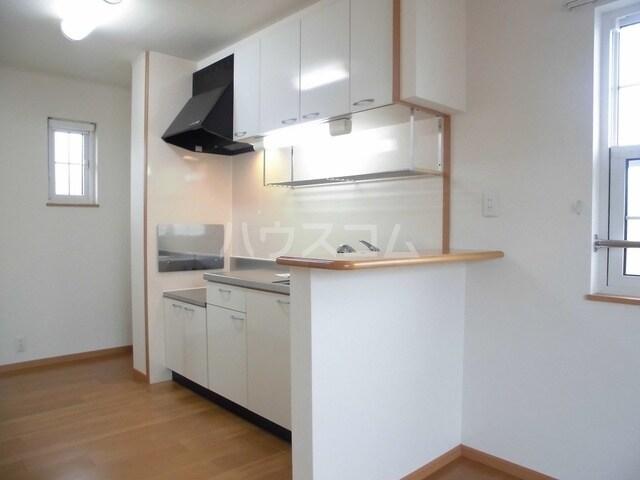 ミルトB (mild) 02010号室のキッチン