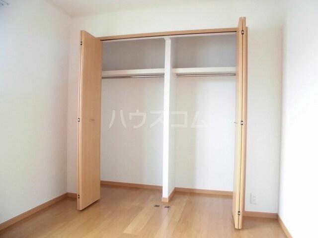 ミルトB (mild) 02010号室の収納