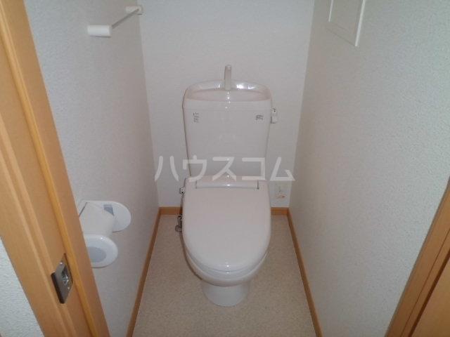 ラ・テール 01020号室のトイレ