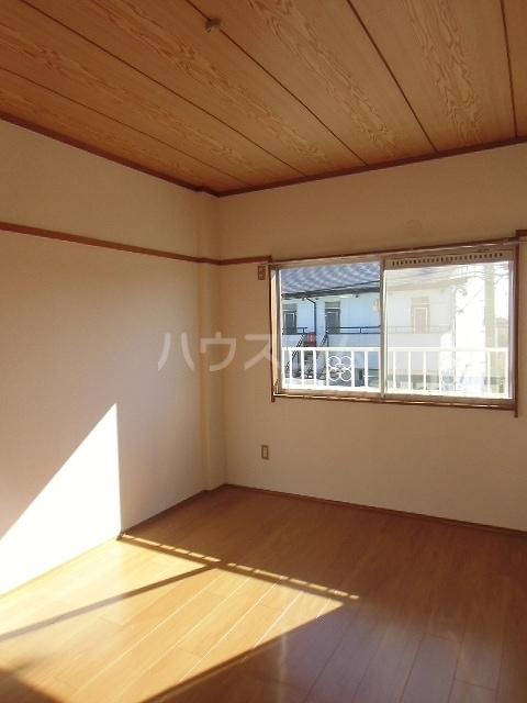 グリーンハイツD 02040号室のベッドルーム