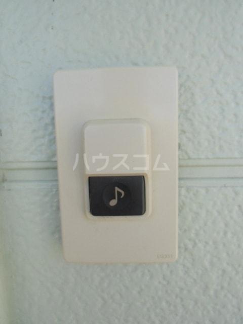 グリーンハイツD 02040号室のセキュリティ