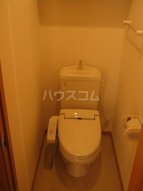 サウス カーサ セレノB 01030号室のトイレ