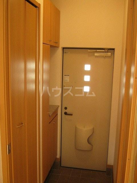サウス カーサ セレノB 01030号室の玄関