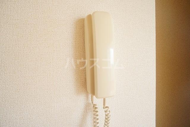 ニューシティ萩 01020号室のセキュリティ