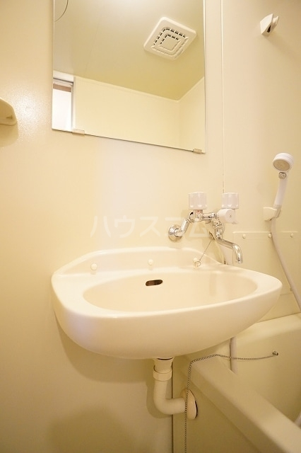 ニューシティ萩 01020号室の洗面所