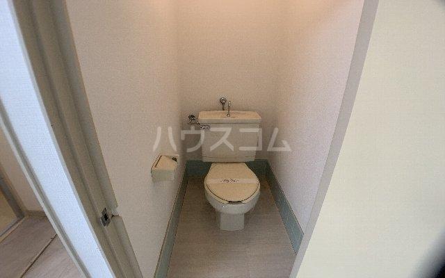 大成レジデンス第二 103号室のトイレ