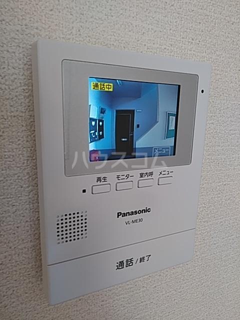 ピュアライフ天神 1-1号室のセキュリティ